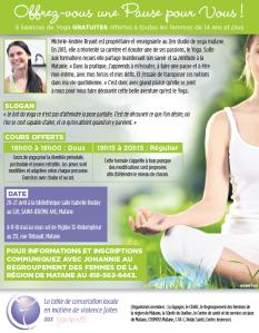 Yoga image facebook